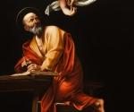 Sant Mateu i s'àngel